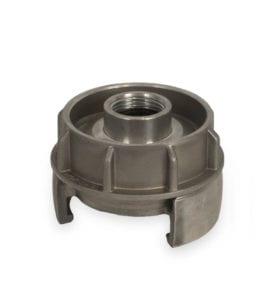 [:no]Nor lås 1- innvendige gjenger. Aluminium. [:]