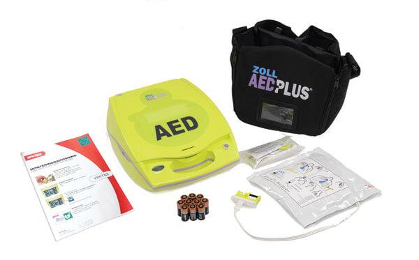 [:no]Kampanje på hjertestarter Zoll AED Plus pakke[:]