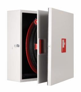 Kontroll av brannslangetromler etter NS-EN671-3